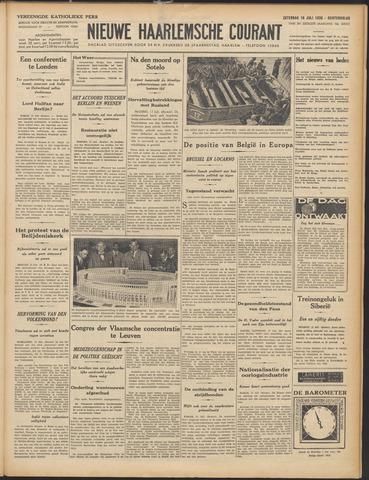 Nieuwe Haarlemsche Courant 1936-07-18