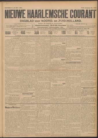 Nieuwe Haarlemsche Courant 1909-10-28