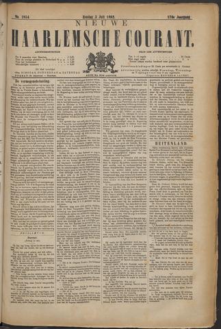 Nieuwe Haarlemsche Courant 1892-07-03