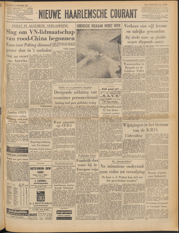 Nieuwe Haarlemsche Courant 1961-12-02