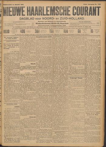 Nieuwe Haarlemsche Courant 1910-03-24