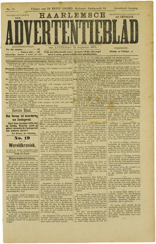 Haarlemsch Advertentieblad 1895-08-10