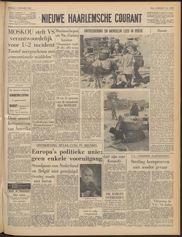 Nieuwe Haarlemsche Courant 1962-09-11