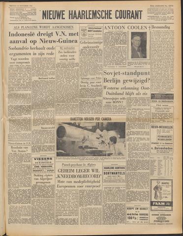 Nieuwe Haarlemsche Courant 1961-11-10