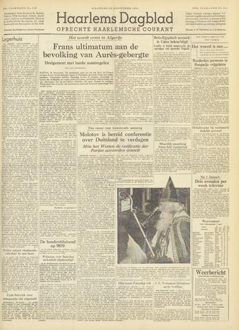 Haarlem's Dagblad 1954-11-22