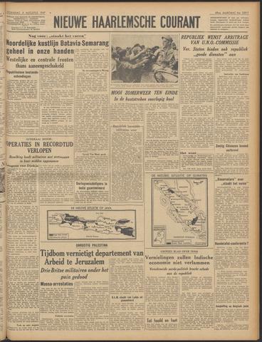 Nieuwe Haarlemsche Courant 1947-08-06