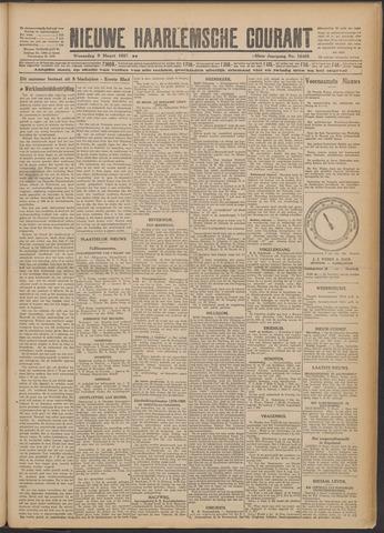 Nieuwe Haarlemsche Courant 1927-03-09