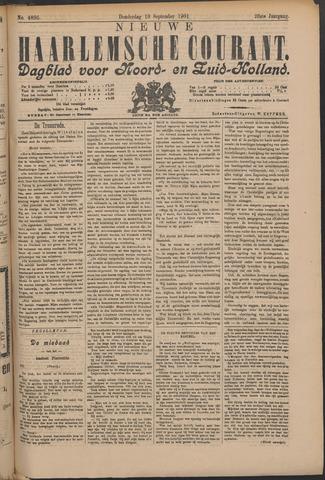 Nieuwe Haarlemsche Courant 1901-09-19