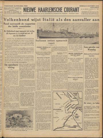 Nieuwe Haarlemsche Courant 1935-10-08