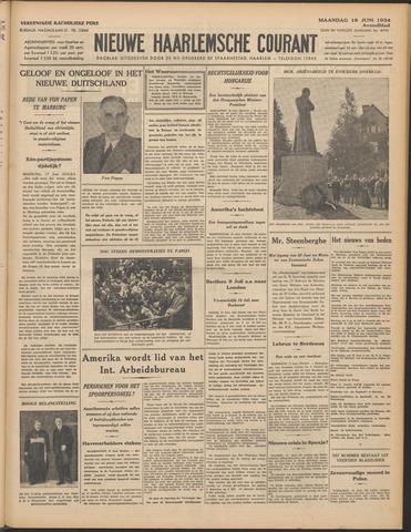 Nieuwe Haarlemsche Courant 1934-06-18