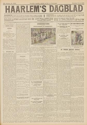 Haarlem's Dagblad 1926-07-19