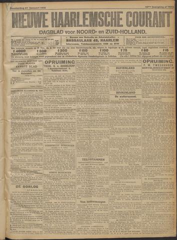 Nieuwe Haarlemsche Courant 1916-01-27