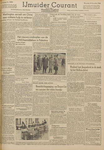 IJmuider Courant 1948-11-10