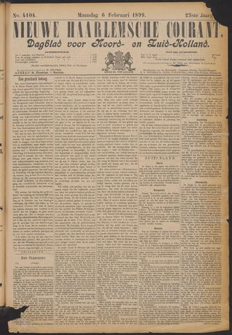 Nieuwe Haarlemsche Courant 1899-02-06