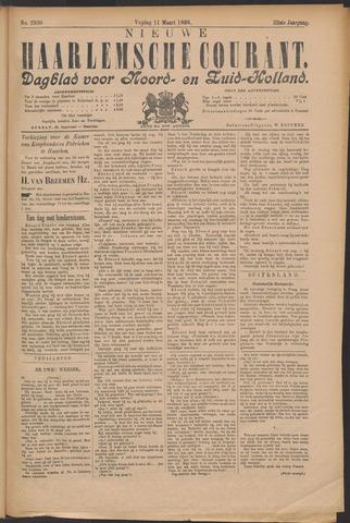 Nieuwe Haarlemsche Courant 1898-03-11