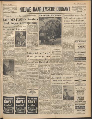 Nieuwe Haarlemsche Courant 1961-06-16