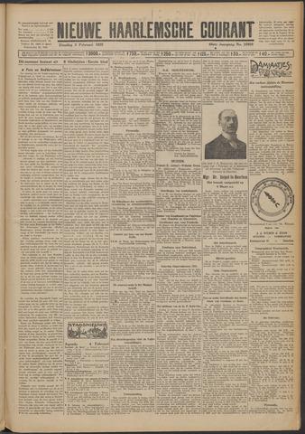 Nieuwe Haarlemsche Courant 1925-02-03