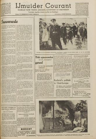 IJmuider Courant 1939-09-19