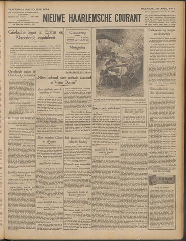 Nieuwe Haarlemsche Courant 1941-04-23