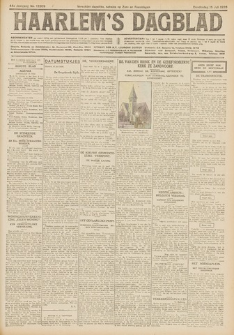 Haarlem's Dagblad 1926-07-15