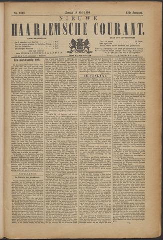 Nieuwe Haarlemsche Courant 1890-05-18