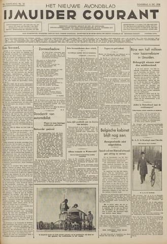 IJmuider Courant 1938-12-08