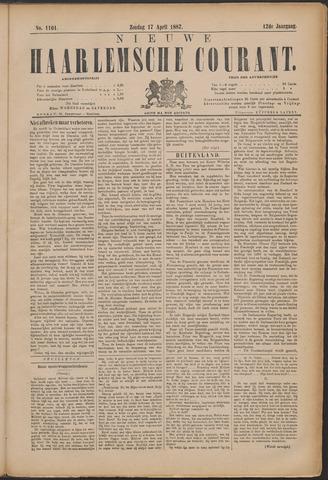 Nieuwe Haarlemsche Courant 1887-04-17
