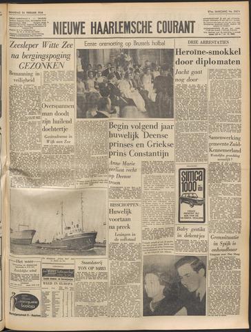 Nieuwe Haarlemsche Courant 1964-02-24
