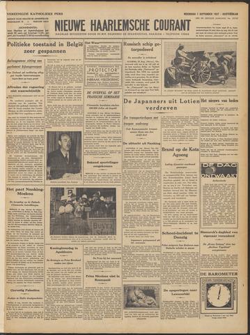 Nieuwe Haarlemsche Courant 1937-09-01