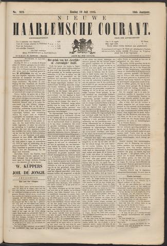 Nieuwe Haarlemsche Courant 1885-07-19