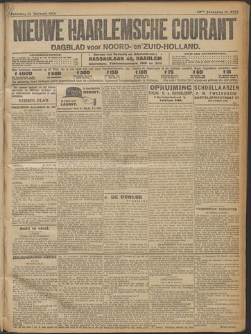 Nieuwe Haarlemsche Courant 1916-01-15
