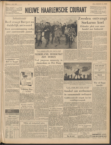 Nieuwe Haarlemsche Courant 1959-05-05