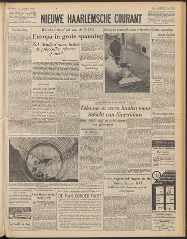 Nieuwe Haarlemsche Courant 1954-10-23