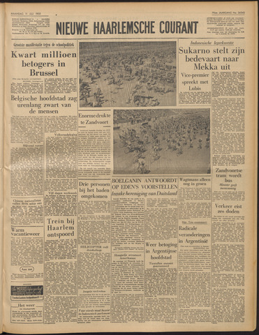 Nieuwe Haarlemsche Courant 1955-07-11