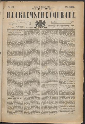 Nieuwe Haarlemsche Courant 1892-02-21