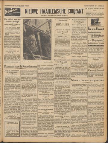 Nieuwe Haarlemsche Courant 1941-01-24