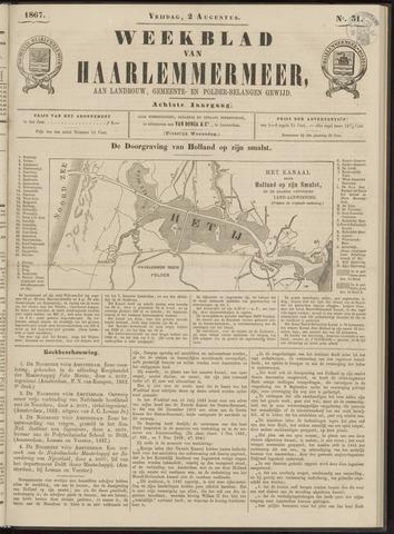 Weekblad van Haarlemmermeer 1867-08-02