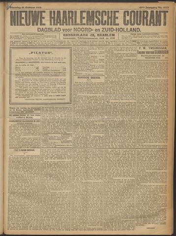 Nieuwe Haarlemsche Courant 1916-10-31