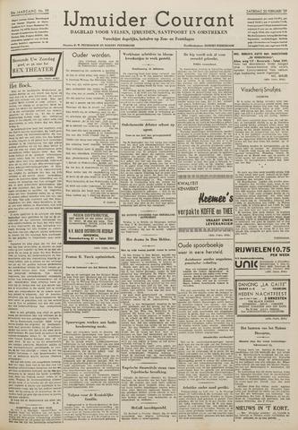 IJmuider Courant 1939-02-25