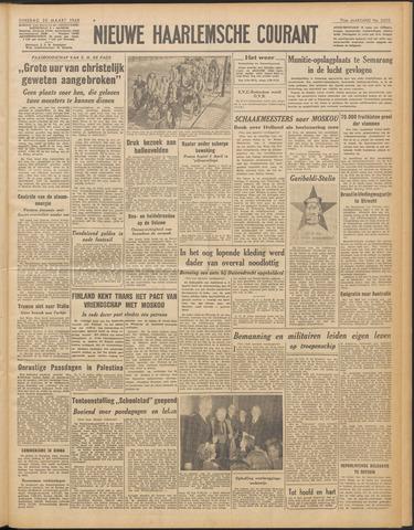 Nieuwe Haarlemsche Courant 1948-03-30