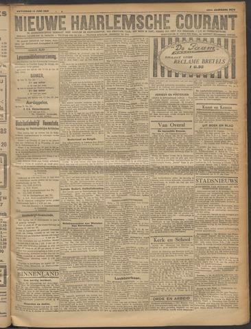 Nieuwe Haarlemsche Courant 1919-06-14