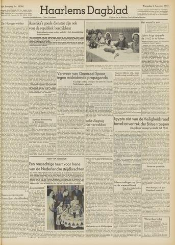Haarlem's Dagblad 1947-08-06