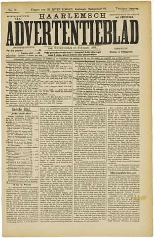 Haarlemsch Advertentieblad 1898-02-23