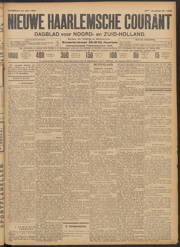 Nieuwe Haarlemsche Courant 1909-07-24