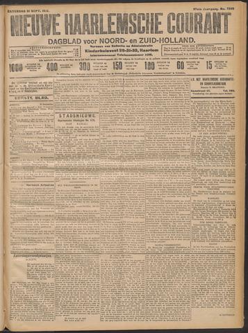 Nieuwe Haarlemsche Courant 1912-09-21
