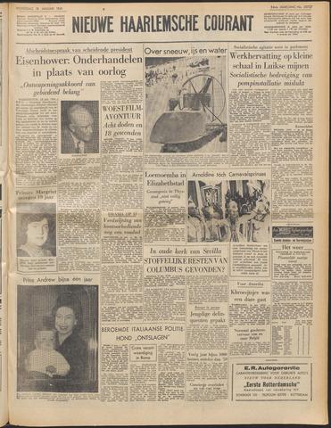 Nieuwe Haarlemsche Courant 1961-01-18