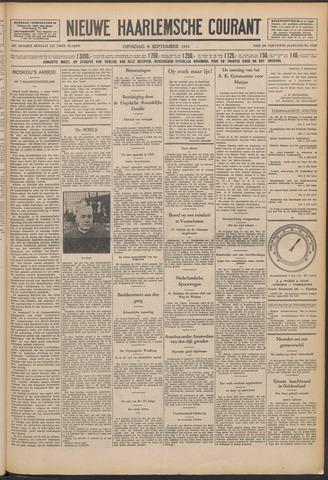 Nieuwe Haarlemsche Courant 1931-09-08