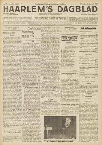 Haarlem's Dagblad 1935-01-30