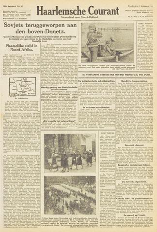 Haarlemsche Courant 1943-02-11