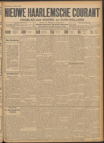 Nieuwe Haarlemsche Courant 1909-08-23